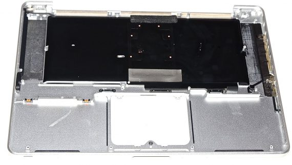 "Original Apple Topcase / Tastatur Deutsch MacBook Pro 15"" Model A1286 Mid 2009 -1280"