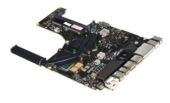 "Original Apple Logicboard Mainboard 820-2533-B 2,53GHz MacBook Pro 15"" A1286 Mid 2009-0"