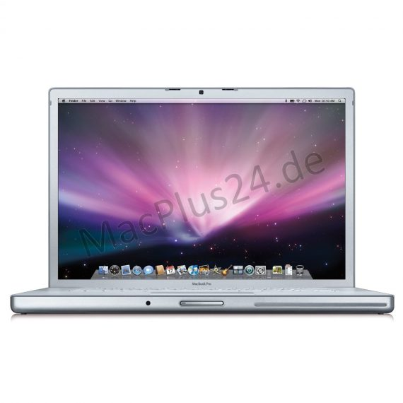 "Apple MacBook Pro 15"" 2,4GHz 4 GB RAM 500 GB HDD-0"