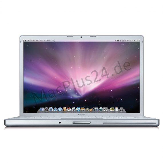 "Apple MacBook Pro 15"" 2,4GHz 4 GB RAM 320 GB HDD-0"