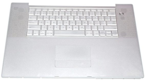 "Topcase & Tastatur & Trackpad MacBook Pro 17"" 2,33GHz Model A1212-0"
