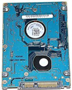 "Hard Drive Festplatte 2,5"" SATA Fujitsu 160GB MHZ2160BH -1318"
