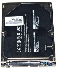 "Hard Drive Festplatte 2,5"" SATA Fujitsu 160GB MHZ2160BH -0"