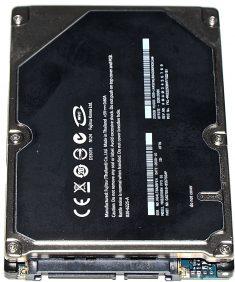 "Hard Drive Festplatte 2,5"" SATA Fujitsu 250GB MHZ2250BH-0"