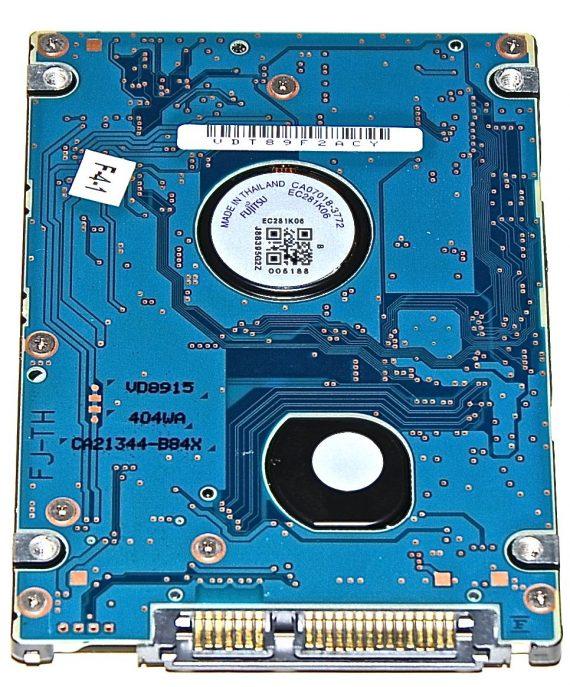 "Hard Drive Festplatte 2,5"" SATA Fujitsu 250GB MHZ2250BH-1336"