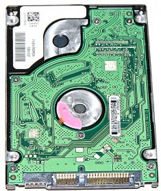 "Hard Drive Festplatte 2,5"" SATA Seagate 120GB ST9120821AS-1348"