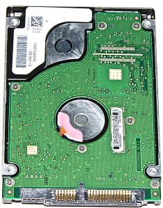 "Hard Drive Festplatte 2,5"" SATA Seagate 160GB ST9160821AS-1353"