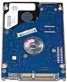 "Hard Drive Festplatte 2,5"" SATA Seagate 500GB ST9500420ASG-1360"