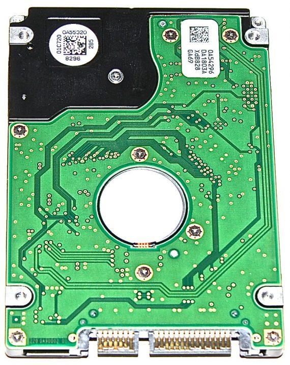 """Hard Drive Festplatte 2,5"""" SATA Hitachi 250GB HTS542525K9SA00-1376"""