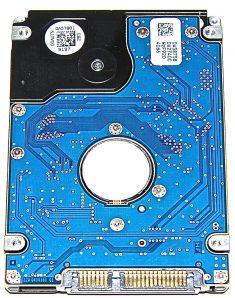 """Hard Drive Festplatte 2,5"""" SATA Hitachi 320GB HTS545032B9SA02-1381"""