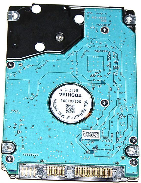 """Hard Drive Festplatte 2,5"""" SATA Tochiba 500GB MK5065GSXF-1397"""