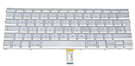 "Original Apple Keyboard Tastatur Deutsch MacBook Pro 15"" Core Duo A1150 -0"