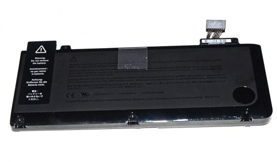 "Original Apple Akku / Batterie 1293 Ladezyklen A1322 MacBook Pro 13"" A1278 Mid 2009 -0"