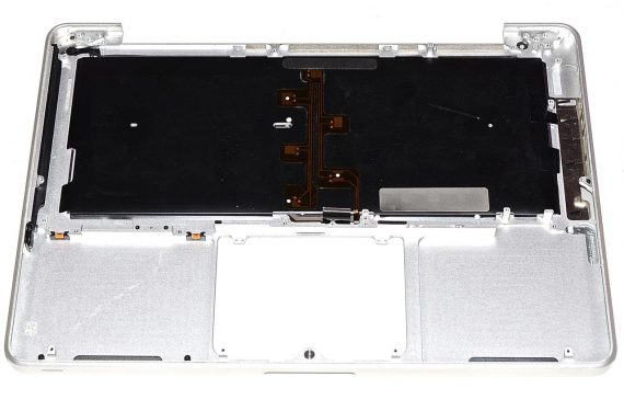 "Original Apple Upper Case / Topcase / Tastatur Deutsch MacBook Pro 13"" A1278 Mid 2009 -1524"