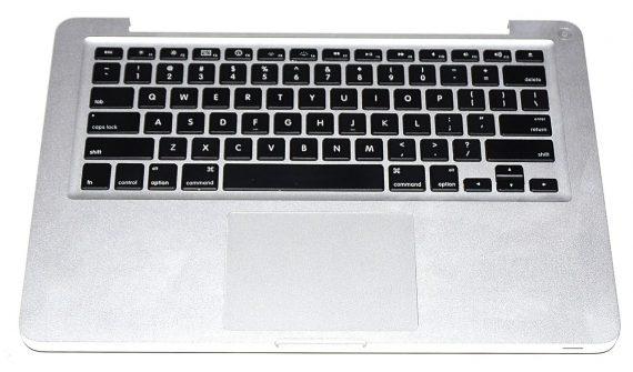 "Original Apple Topcase & Tastatur & Trackpad Englisch MacBook Pro 13"" A1278 Mid 2009 661-5233 661-5561-0"