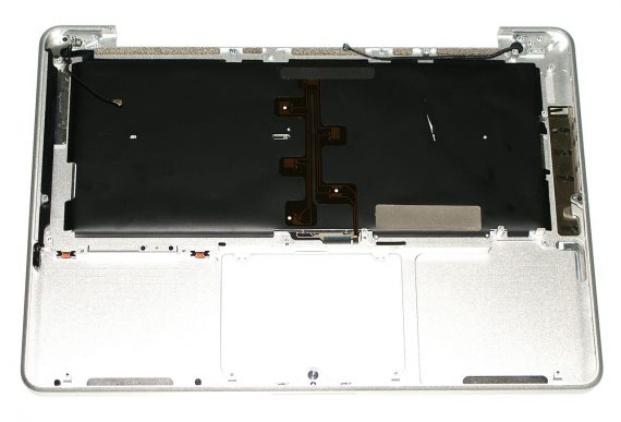 "Original Apple Topcase & Tastatur Deutsch MacBook Pro 13"" ( Early 2011 / Late 2011) A1278 -1849"