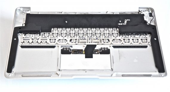 "Original Apple Topcase Tastatur Trackpad MacBook Air 13"" A1369 Late 2010 661-5735, 661-6059 -7884"
