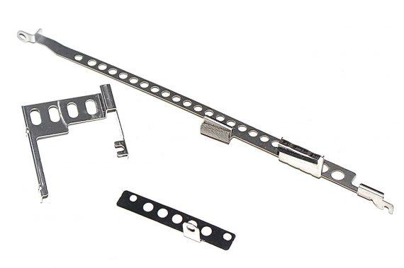 """MacBook Pro 15"""" Superdrive Bracket / Laufwerk Halterung & Schrauben Model A1260-0"""