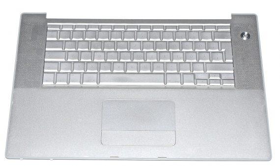 "Original Apple Topcase & Tastatur & Trackpad Deutsch MacBook Pro 15"" Model A1260-0"