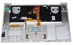 "Original Apple Topcase & Tastatur & Trackpad Deutsch MacBook Pro 15"" Model A1260-1618"