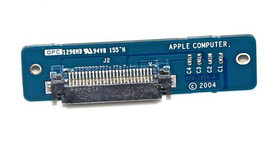 "iMac G5 17"" Laufwerk Connector 820-1656-A Model A1058 Mid 2004 -0"