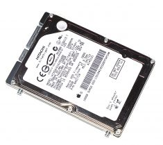 "MacBook Pro 17"" Hard Drive Festplatte 2,5"" SATA Hitachi 160GB HTS541616J9SA00 655-1331B Model A1212-0"