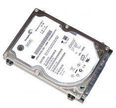 "MacBook Pro 17"" Hard Drive Festplatte 2,5"" SATA Seagate 120GB ST9120821AS Model A1212-0"