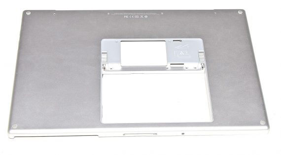"MacBook Pro 17"" Lower Case / Gehäuse Unterteil Model A1212-0"
