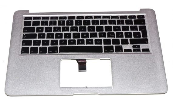 "Original Apple Topcase & Tastatur Deutsch MacBook Air 13"" A1369 Late 2010 661-5735-0"