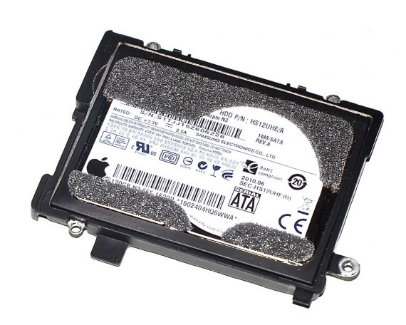 "Original Apple Festplatte HDD 1,8"" 120GB HS12UHE/A MacBook Air 13"" Model A1237 / A1304 -0"