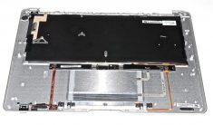 "Original Apple Topcase & Tastatur Deutsch & Trackpad MacBook Air 13"" Late 2008 / Mid 2009 A1304 -1887"