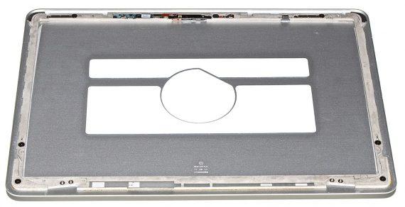 """Original Apple Displaydeckel / Display Gehäuse MacBook Air 13"""" Late 2008 / Mid 2009 A1304-1905"""