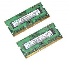 "Original Samsung Arbeitsspeicher 4GB (2GB x2GB) PC3-10600 DDR3 1333Mhz MacBook 13"" Unibody Late 2009 A1342-0"