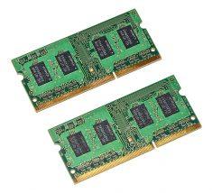 "Original Samsung Arbeitsspeicher 4GB (2GB x2GB) PC3-10600 DDR3 1333Mhz MacBook 13"" Unibody Late 2009 A1342-1932"
