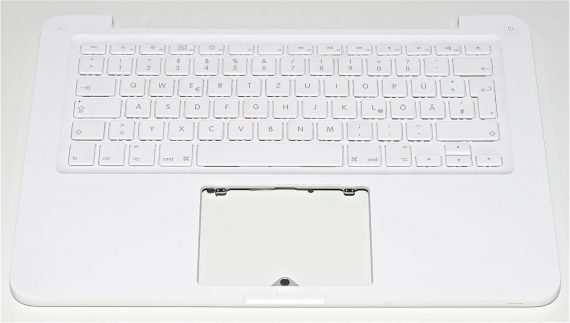 "Original Apple Upper Case Topcase Tastatur MacBook 13"" Unibody Late 2009 A1342 -0"