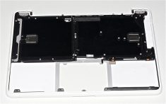 "Original Apple Upper Case Topcase Tastatur MacBook 13"" Unibody Late 2009 A1342 -1973"
