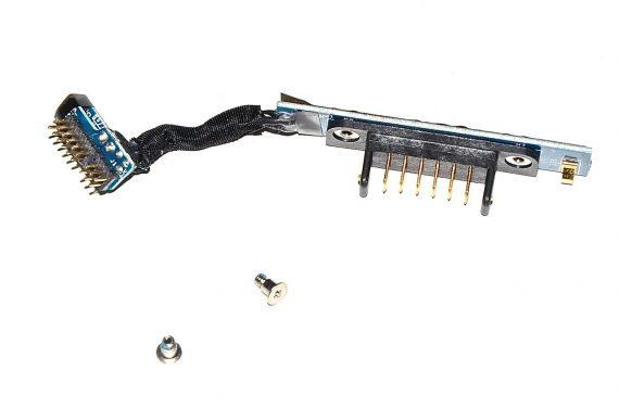 """Battery Connector 820-2290-A für MacBook 13"""" Late 2007 A1181 Schwarz-0"""