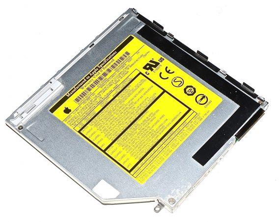 """SuperDrive / Laufwerk UJ-857-C 678-0568A für MacBook 13"""" Late 2007 A1181 Schwarz-0"""