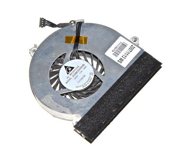 "Fan / Lüfter KSB0505HB für MacBook 13"" Late 2007 A1181 Schwarz-0"