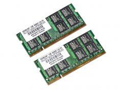 """RAM 2GB 667MHz für MacBook 13"""" Late 2007 A1181 Schwarz-2038"""