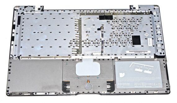 """Topcase Tastatur Trackpad für MacBook 13"""" Late 2007 A1181 Schwarz-2012"""