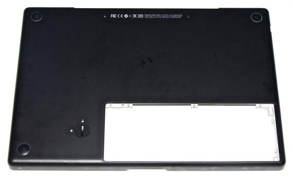 """Lower Case / Bottom Case Unterteil für MacBook 13"""" Late 2007 A1181 Schwarz-0"""