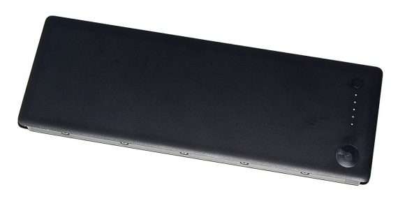 "Akku / Batterie 18 Ladezyklen für MacBook 13"" Late 2007 A1181 Schwarz-0"