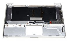 "Original Apple Topcase / Tastatur Deutsch MacBook Pro 15"" Model A1286 Late 2008 / Early 2009 -2117"