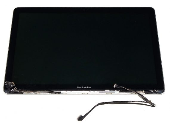 """Original Apple Komplett Display Assembly / LCD / Screen MacBook Pro 15"""" Model A1286 Late 2008 / Early 2009 -0"""