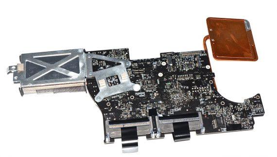 "Logicboard / Mainboard 820-2494-A 3,06 GHz iMac 21.5"" Late 2009 A1311-0"