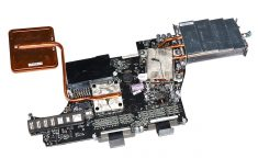 "Logicboard / Mainboard 820-2494-A 3,06 GHz iMac 21.5"" Late 2009 A1311-2224"