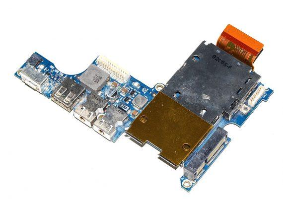 """Original Apple DC-IN MagSafe I/O Board 820-1699-A MacBook Pro 15"""" A1150 -0"""
