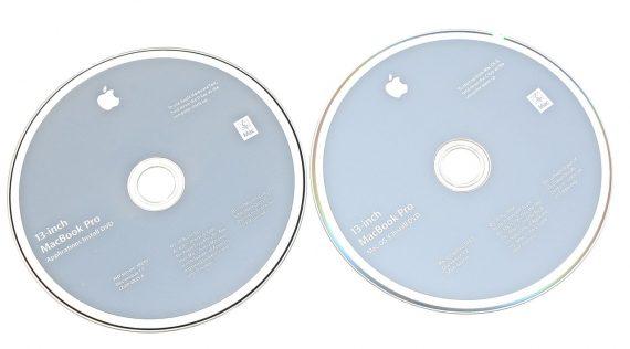 """Original Apple Restore 2 DVD MAC OS X 10.6.7 MacBook Pro 13"""" ( Early 2011 / Late 2011) A1278-0"""