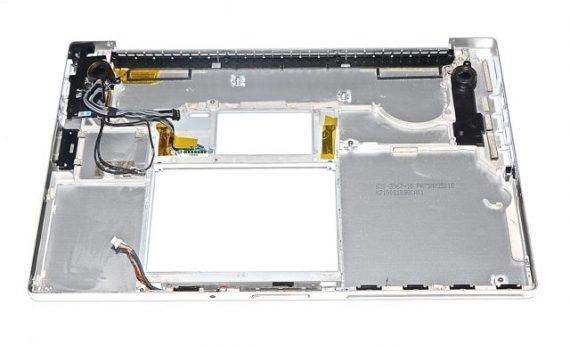 """Original Apple Lower Case / Bottom Case / Gehäuse Unterteil MacBook Pro 15"""" Model A1226 922-8048 620-3967-6894"""